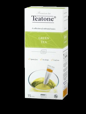 Чай Teatone Зеленый
