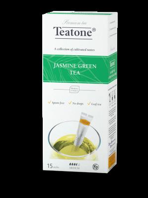 Чай Teatone Зеленый жасмином