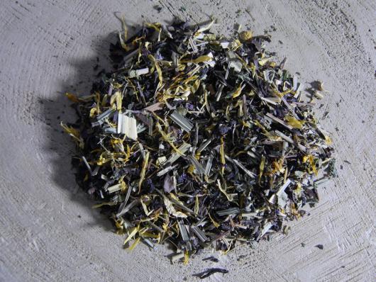 Чай листовой Черный С легким паром