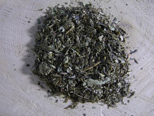 Чай листовой Зеленый Свежесть
