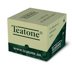 Чай Teatone Зеленый коробка (300шт)