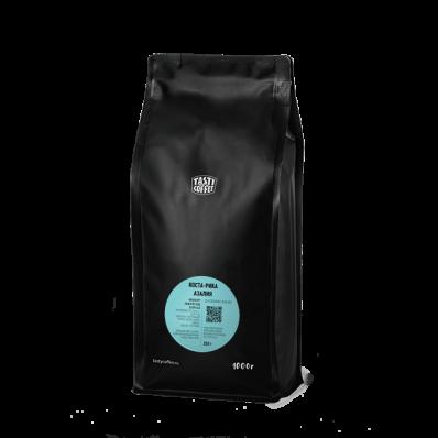 Кофе зерновой Тести Кофе Коста Рика Азалия