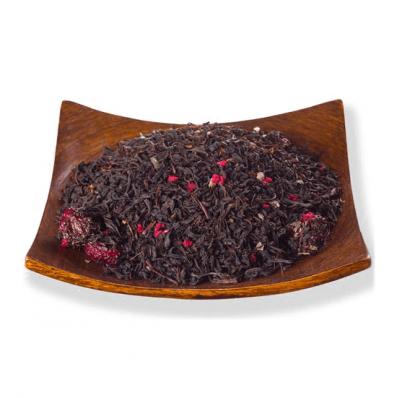 Чай листовой Черный Дикая вишня