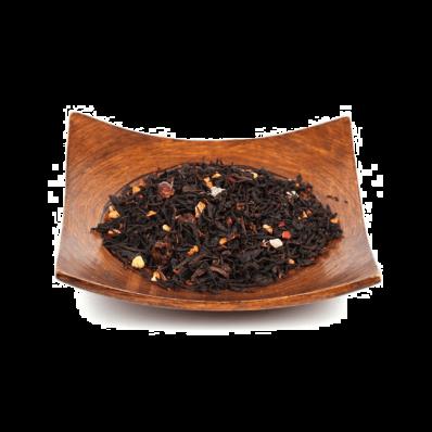 Чай листовой Черный Ягодный микс