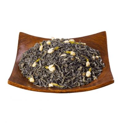 Чай листовой Зеленый Жасминовый