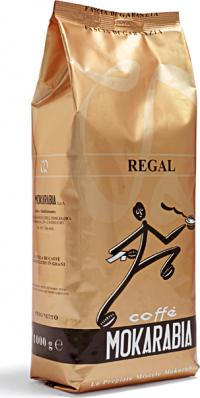 Кофе зерновой Mokarabia REGAL Beans