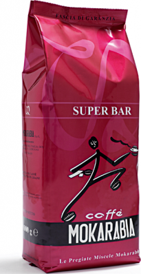 Кофе зерновой Mokarabia SUPERBAR