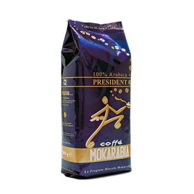 Кофе зерновой Mokarabia PRESIDENT