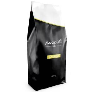 Кофе зерновой Добрый Кофе Арабика