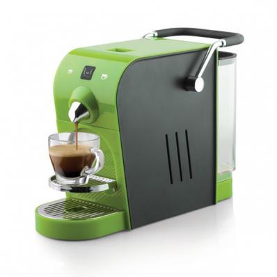 Кофемашина Lui L'espresso CHIC Зеленая