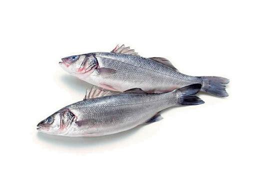 Рыба целая Сибас (вес)