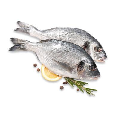 Рыба целая Дорадо (вес)