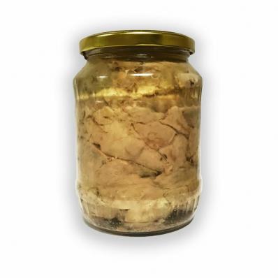 Печень трески в банке (0,7л)
