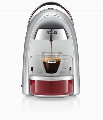 Кофемашина Caffitaly S16 красная